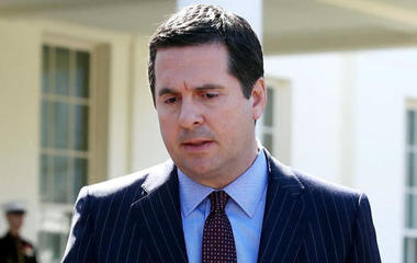 Nunes says he won't step aside from Russia inquiry