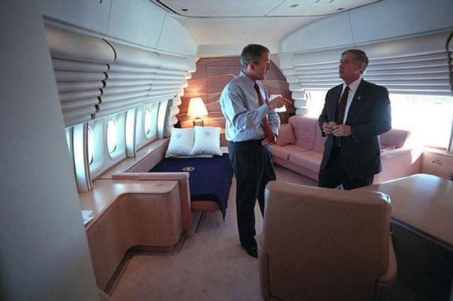 A Photo Tour Of Air Force One Pictures Cbs News
