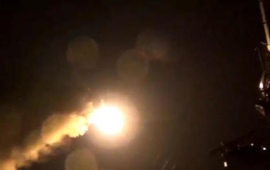 Russia says U.S. strike on Syria violated international law