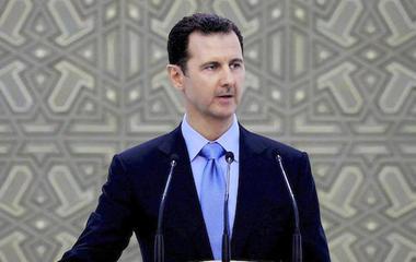 Trump administration split on future of Syrian president