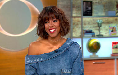 "Kelly Rowland on her motherhood book, ""Whoa, Baby!"""