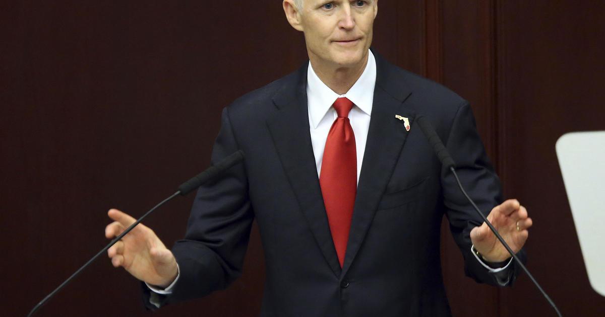 Florida Gov. Rick Scott announcing plan to improve school safety - live stream