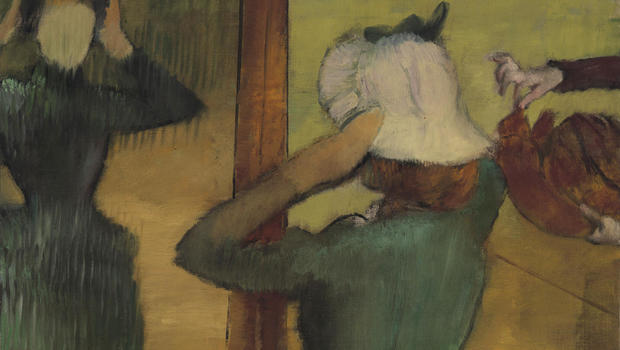 Hats in Impressionist art