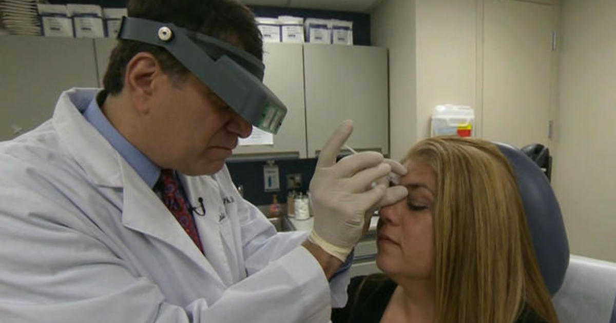 Botox tested to help treat depression and social anxiety