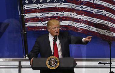 Trump business practices clash with economic order