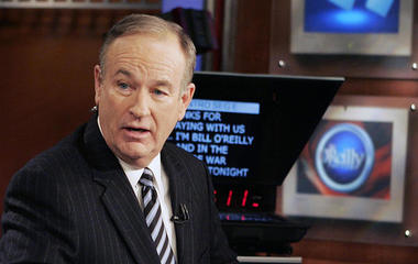 What's next now that Bill O'Reilly is out at Fox News?