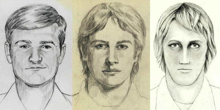 GSK suspect sketches