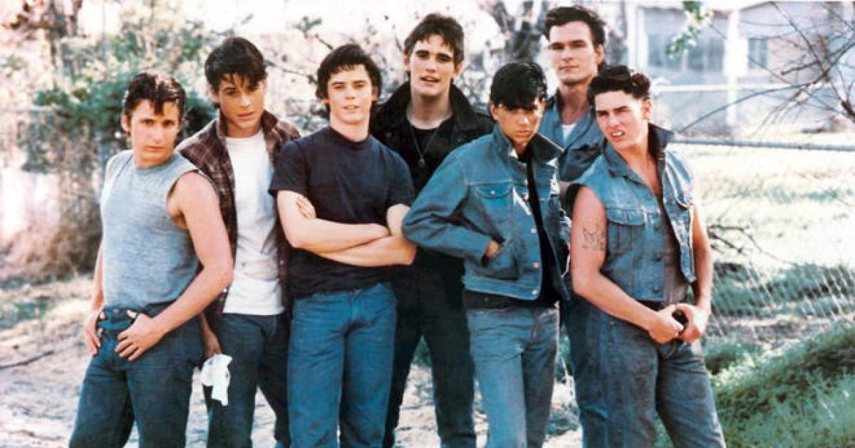 teens turned heros newspaper the outsiders Se hinton's the outsiders has done it all: first it was a book, then a movie, and then a short-lived fox tv show that ran for 13 episodes in 1990.