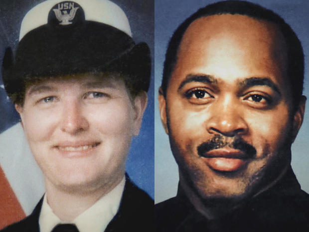 48 Hours: NCIS: The Double Cross - CBS News