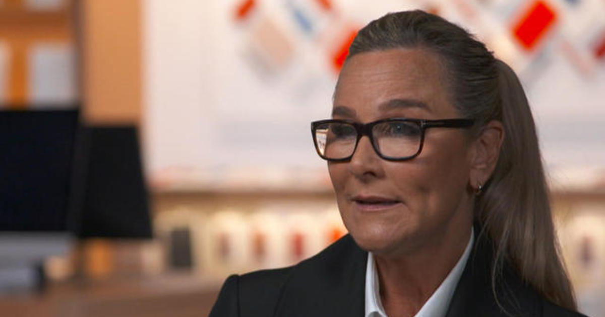 Apple SVP of retail Angela Ahrendts reveals redesigned stores