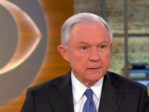 Attorney general defends Trump's criticism of judges