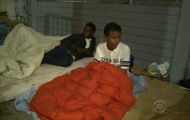 Unaccompanied migrants face continued danger