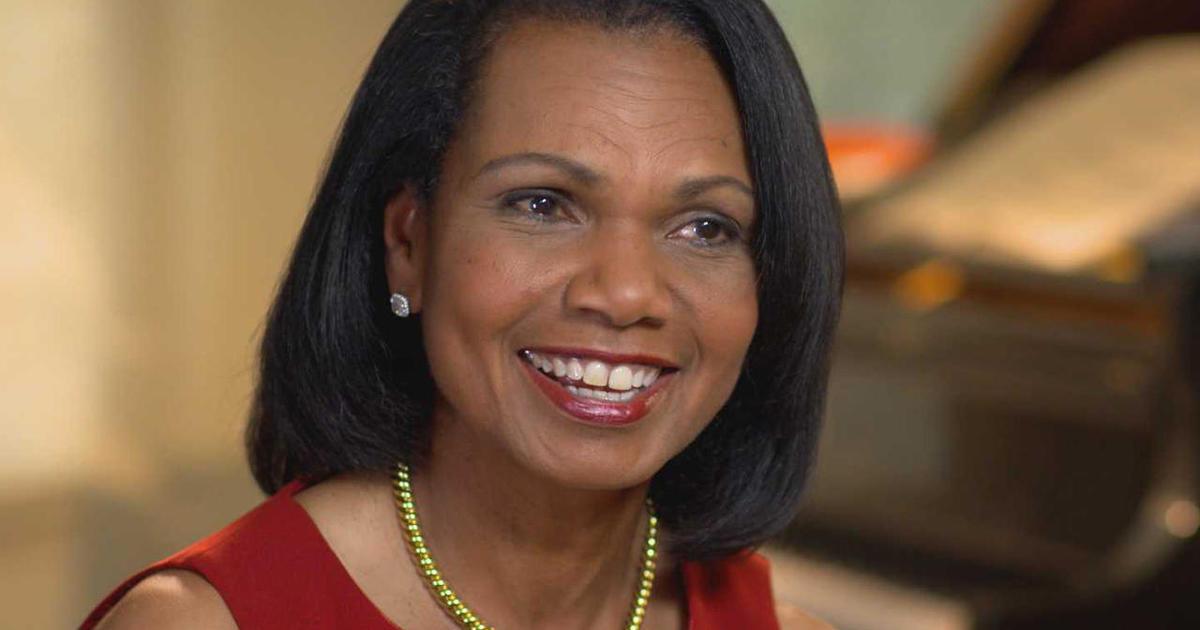 Condoleezza Rice on Russia, Putin and Trump - CBS News