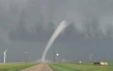 Could drones increase warning time for tornadoes?