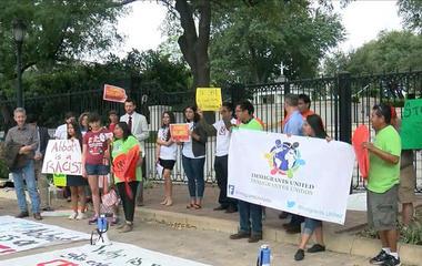 Controversy over Texas sanctuary city ban