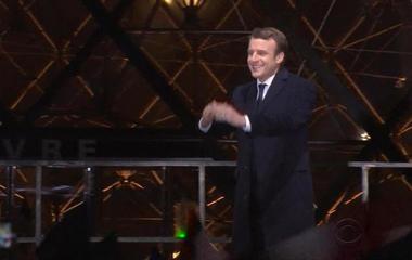 Despite last-minute news of hack, Emmanuel Macron elected as president of France