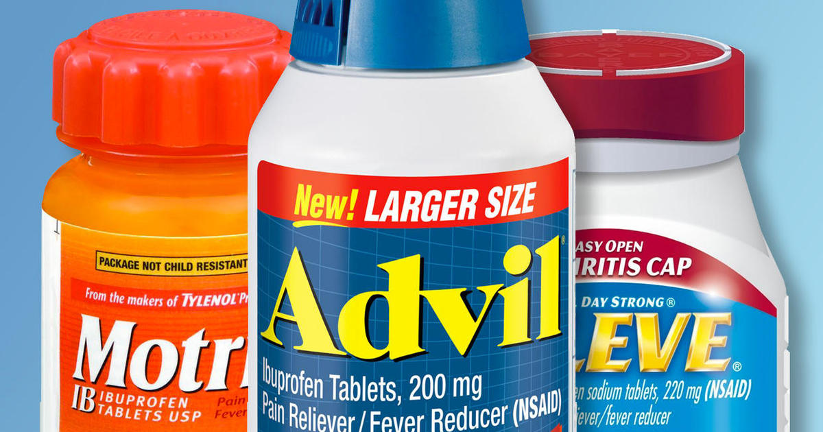NSAID painkillers like ibuprofen increase heart attack ...