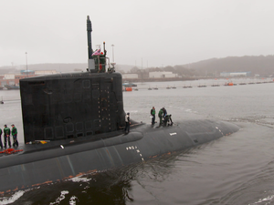 Inside the U.S. Navy's newest, fastest submarines