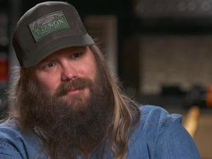 Chris Stapleton on new album, massive success