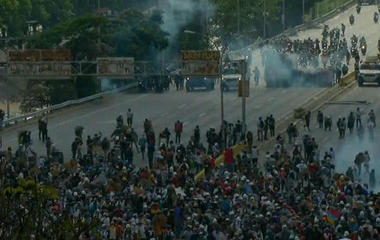 Dozens killed, hundreds injured in anti-government protests in Venezuela