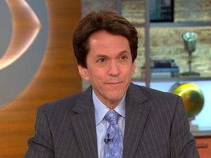 "Mitch Albom on lasting lessons of ""Tuesdays with Morrie"""