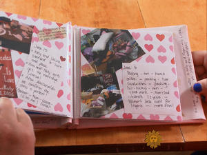 Scrapbooking: Opening a page on the past
