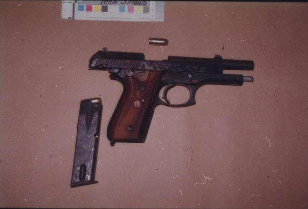 Cunanan's gun