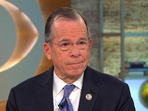 "Retired Adm. Mullen on ""self-generated crisis"" in the White House"