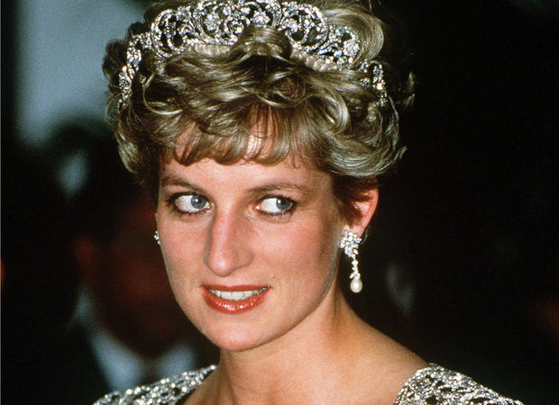 Princess Diana in 1992