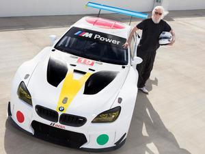 Paint job: BMW's art on wheels