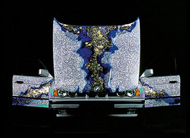 BMW's Art Cars