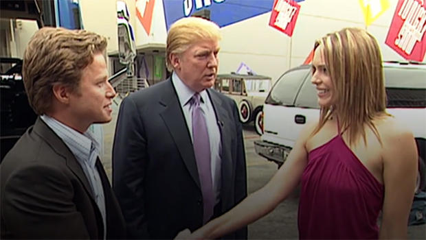 'Access Hollywood' Shoots Down Trump: 'The Tape Is Very Real'
