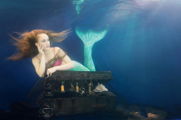 Elaborate Senior Photos Allow Students To Live Out Their Fantasies In Yearbook