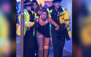 Manchester bomber identified