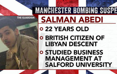 What we know about the Manchester bombing suspect