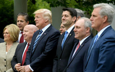 CBO report: 23 million Americans would lose coverage by 2026
