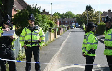 Police tackling threat of terror network