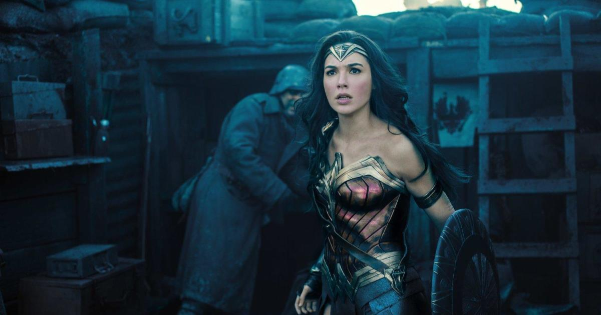 """""""Wonder Woman"""" names sequel, becomes top-earning movie at ..."""