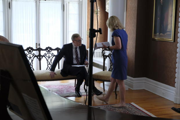 Face the Nation Behind the Scenes: May 28th