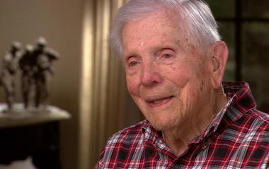 After Bataan Death March, a soldier's homecoming