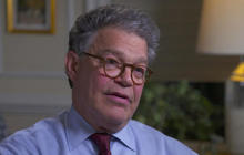 How does Al Franken really feel about Ted Cruz?