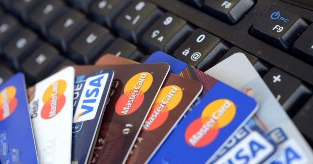 Should the us ban credit card surcharges cbs news reheart Images