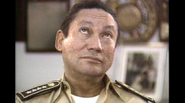 Where does all the money come from, General Noriega?