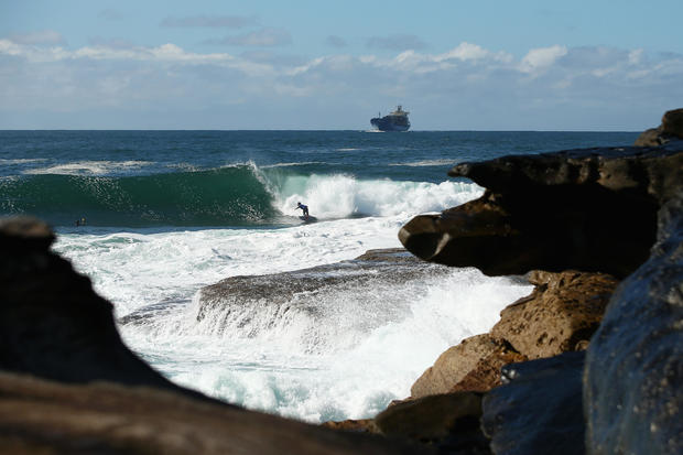 Some of the world's most dangerous surf destinations