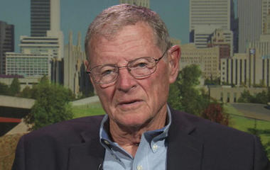 Sen. James Inhofe on exiting Paris climate deal