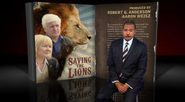 Freed from the circus, lions killed by poachers