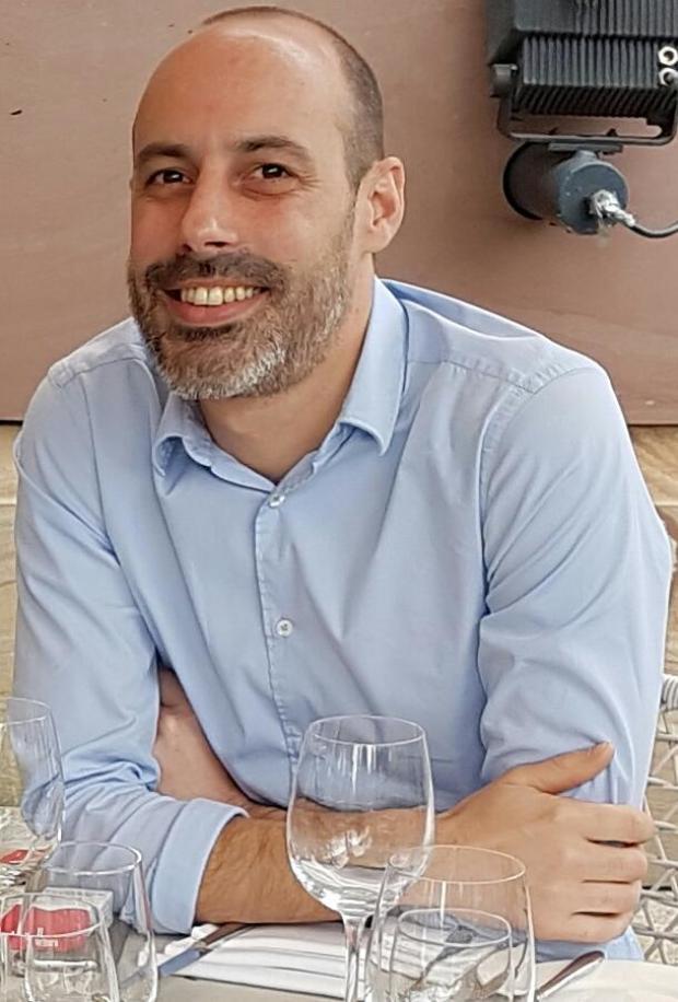 Frenchman Sebastien Belanger is seen in this handout photo.