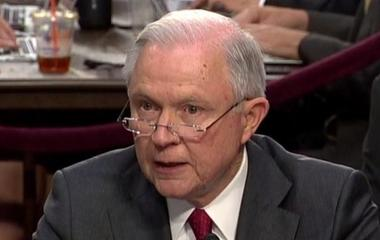 """Sessions: """"Appalling, detestable lie"""" to say I colluded with Russians"""