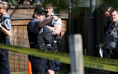 Neighbors nervous after Congressional baseball practice shooting