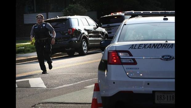 Shooting in Alexandria, Virginia